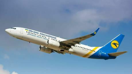 UIA's Boeing 737-800 © Global Look Press / Markus Mainka