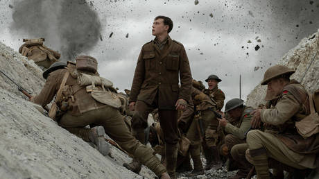 A still from '1917' Dir. Sam Mendes (2019) © Universal Pictures