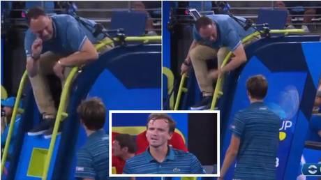 © Screenshot Twitter @TennisTV