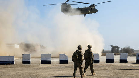 US won't heed Iraq's call for troop withdrawal, calls military presence there 'appropriate'