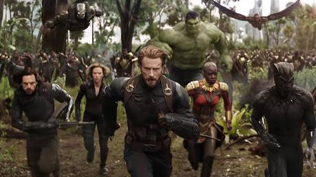 © Screenshot from 'Avengers: Infinity War,' Dir: Anthony Russo, Joe Russo, Marvel, Disney
