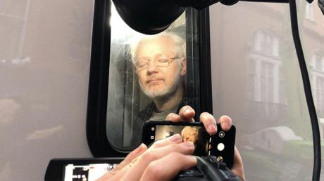 WikiLeaks founder Julian Assange © Ruptly