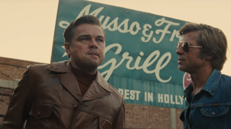 A still from 'Once Upon a Time in Hollywood' Dir. Quentin Tarantino (2019)