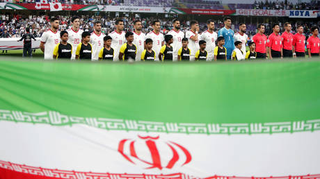 'Unprofessional and political': Tehran slams Asian Football Confederation's decision to move matches out of Iran - rt
