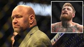 'He can turn right around and fight Khabib': Dana White confirms Conor McGregor on standby to fight Nurmagomedov at UFC 249