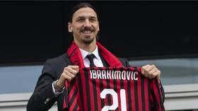 'I didn't come here to be a mascot': Zlatan Ibrahimovic vows to roll back the years following AC Milan return