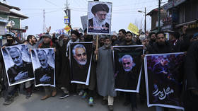 'Commander of Hearts': Grieving Iranians flood streets in Ahvaz to bid farewell to General Soleimani (PHOTOS, VIDEOS)