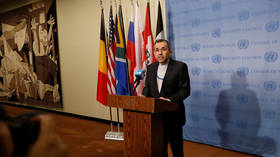Iran reserves right to self-defense, 'harsh revenge' for Soleimani coming – Tehran's envoy to UN