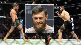 'He can run, but he cannot hide': Conor McGregor insists that Khabib Nurmagomedov rematch is inevitable