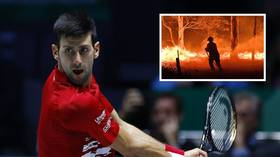 'Conditions are a health concern for players': Novak Djokovic worried about bushfires ahead of Australian Open