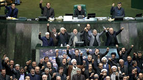 'DEATH TO AMERICA': Iranian lawmakers' anger spills over in session after Soleimani killing