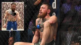 'He's like a blown-up balloon!' Khabib manager mocks McGregor over claims Irishman is in 'shape of his life' ahead of comeback