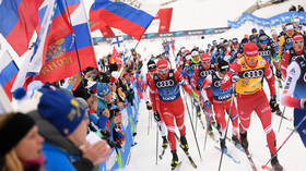 Double delight: Russian skiers Bolshunov & Ustiugov celebrate success at FIS Tour de Ski