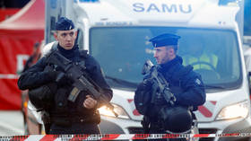 French police shoot man wielding knife & yelling 'Allahu Akbar'