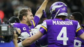 'You like that?!' Kirk Cousins fires back at critics after Minnesota Vikings stun New Orleans Saints in NFL Playoffs (VIDEO)