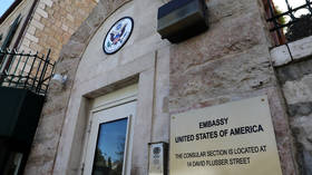 Embassy in Israel warns Americans 'heightened tensions' may bring rocket fire