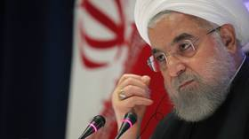 'Never threaten the Iranian nation': Rouhani rebuffs Trump's warning that 52 Iranian targets may be hit