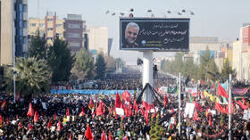 Burial of slain Iranian general Soleimani delayed due to huge crowds, STAMPEDE kills 50 – state media