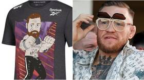 'It looks like he woke up in his late 40s after a week-long bender!' Fans in stitches at Conor McGregor UFC 246 walkout T-shirt