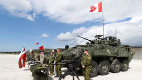 Canadian troops 'temporarily' pulling out of Iraq 'for safety reasons'