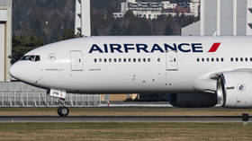 'Child stowaway' found dead in undercarriage of plane at Paris airport