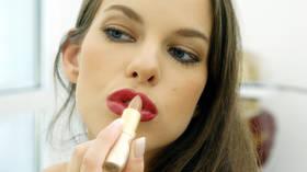 Pucker up: India's 'Iron man' develops 'lipstick gun' security gadget to DEAFEN would-be rapists (VIDEO)