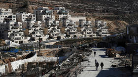 EU blasts Israel over new housing units in 'illegal West Bank settlements'