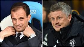 Waiting game: Ex-Juve boss Allegri holding out for Man Utd job in case of Solskjaer sacking – reports
