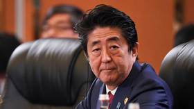 Japan's Abe heading to Middle East despite crisis in region