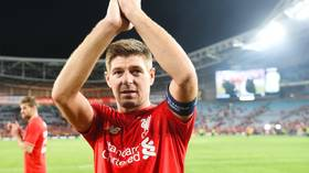 Liverpool legend Steven Gerrard admits title slip-up still haunts him six years on: 'I think about it most days'