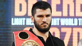 Homecoming king: Light heavyweight world champion Artur Beterbiev set to defend IBF title in Moscow