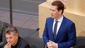 Austrian chancellor calls US 'unpredictable,' brands EU not fully capable of acting despite Europe's 'unbelievable success'
