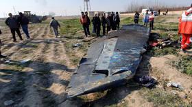 `` Une erreur humaine au moment de la crise causée par l'aventurisme américain a conduit au désastre '': FM Zarif sur la destruction par l'Iran du vol 752