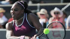 Serena Williams blasts into Auckland Classic final, but misses out on final match with friend Wozniacki (VIDEO)