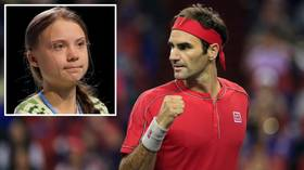 'We owe it to them to listen': Roger Federer issues response after criticism from climate change activist Greta Thunberg