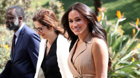 Back on the Hollywood wagon? Meghan Markle reported to be planning voiceover work for Disney