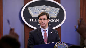 US wants to discuss steps for Iran to become 'normal country' without precondition – Esper says amid 'warnings' from Washington