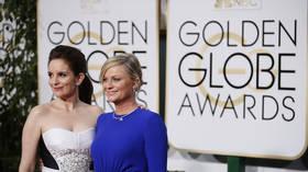 Hollywood can't take a joke: Golden Globes hire Fey, Poehler as new hosts and people 'miss Ricky Gervais already'
