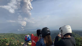 Philippine Institute of Volcanology & Seismology raises Taal Volcano alert level to 'hazardous eruption imminent'