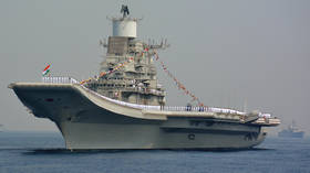 'Queen of Battle': Indian aircraft carrier deployed to closely watch over Pakistan-China 'Sea Guardian 2020' naval drill