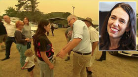 'Can you please invade?' Aussies plead with NZ PM Ardern to take over as bushfire crisis worsens