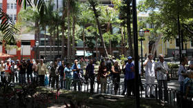 US imposes sanctions on 7 Venezuelans, Treasury Department says