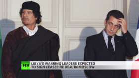 Libya descends into 'complete lunacy and chaos' - Benn Swann