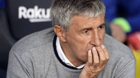 Quique Setien: The chess-mad Cruyff disciple charged with bringing Barcelona back to the summit of European football