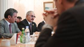 Libya's Haftar positive about outcome of Moscow talks, but needs 2 days for discussions with tribal leaders – Russian MoD
