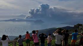 Insurers warn of volcano apocalypse, as investors make bank on 'catastrophe bonds'