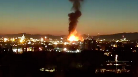Huge explosion rocks chemical plant in Spain, multiple casualties reported (VIDEOS)