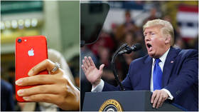 'Step up to the plate!' Trump says Apple won't unlock devices used by 'criminals & drug dealers' in Pensacola shooter phone row