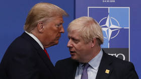 Want a free trade deal with the US? Then align with Washington not Brussels on foreign policy, former Trump aide tells BoJo