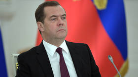 Outgoing PM Medvedev to become deputy head of Russia's Security Council
